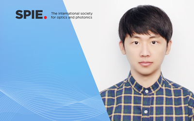 POSTECH doctoral student Gwanho Yoon awarded the SPIE scholarship in U.S.