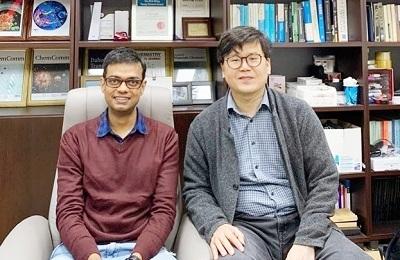 화학 이인수 교수팀, 수퍼 박테리아 잡는 '쟁기질 표면' 나노결정 발견